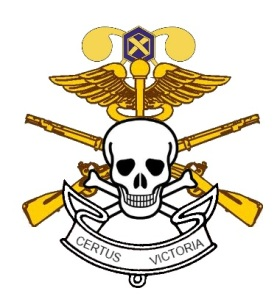 US Army Zombie Combat School Insignia