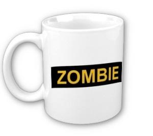 zombie tab mug