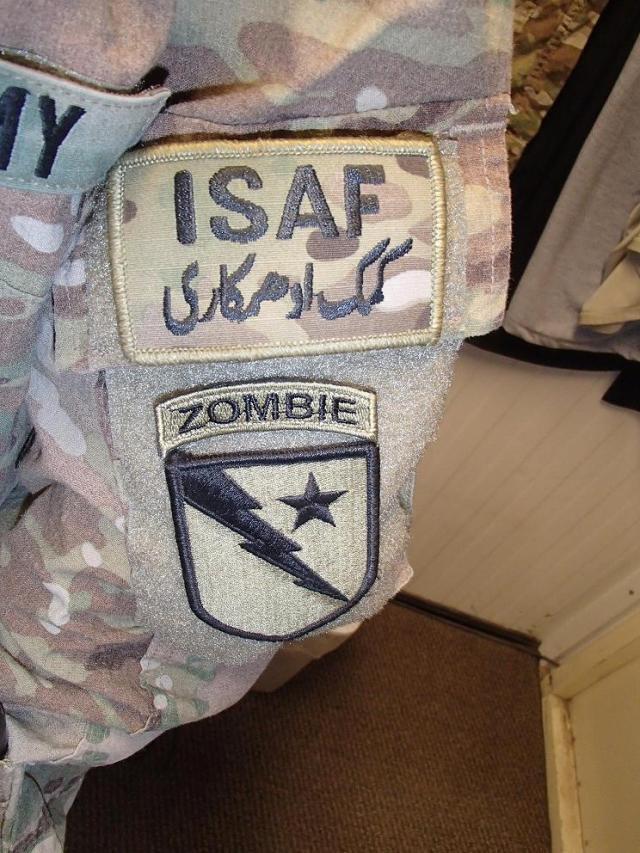 ISAF Zombie Tab