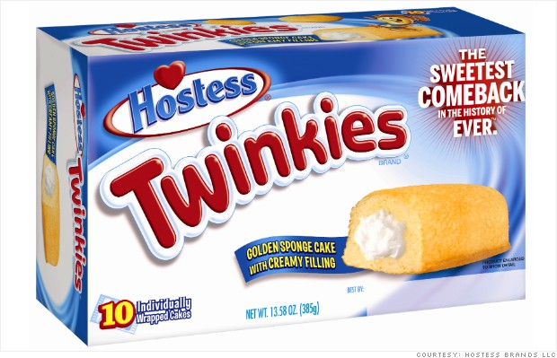 Does this make Twinkies a snack Zombie?