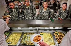 ARMY-FOOD